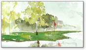 Product Image For Water Hazard Reply Card